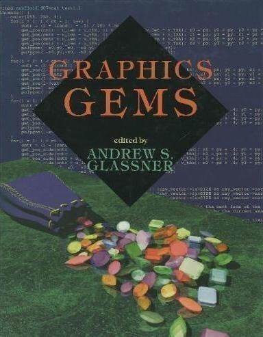9780122861659: Graphics Gems