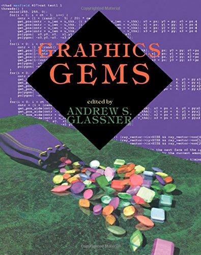 9780122861666: Graphics Gems