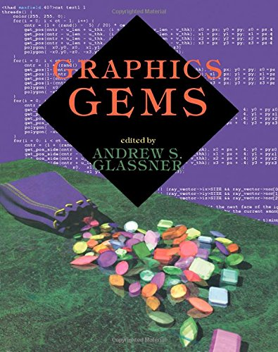 9780122861666: Graphics Gems