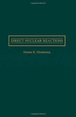 9780122863202: Direct Nuclear Reactions