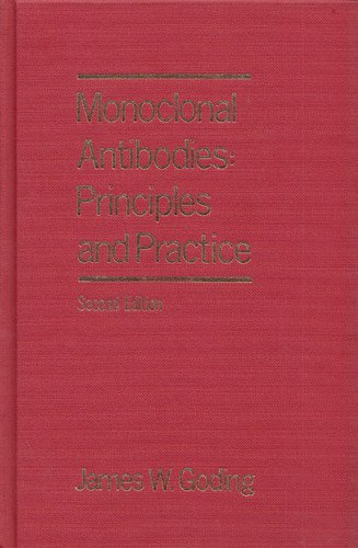 9780122870217: Monoclonal Antibodies: Principles and Practice : Production and Application of Monoclonal Antibodies in Cell Biology, Biochemistry and Immunology