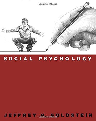 9780122870507: Social Psychology
