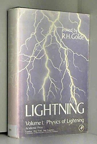9780122878015: Lightning, Volume 1: Physics of Lightning