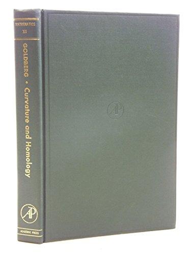 Curvature and Homology: Samuel I. Goldberg