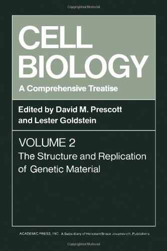9780122895029: Cell Biology: Structure and Replication of Genetic Materials v. 2: A Comprehensive Treatise
