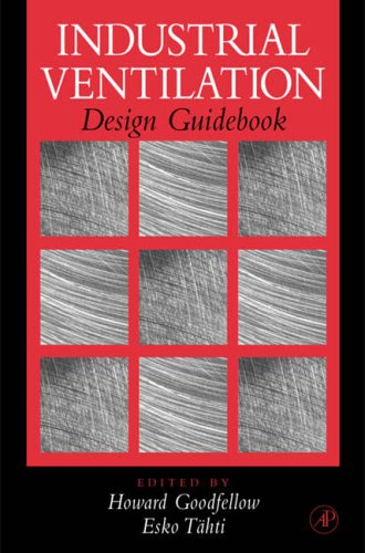 9780122896767: Industrial Ventilation Design Guidebook