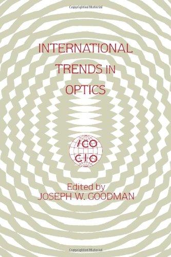 9780122896903: International Trends in Optics