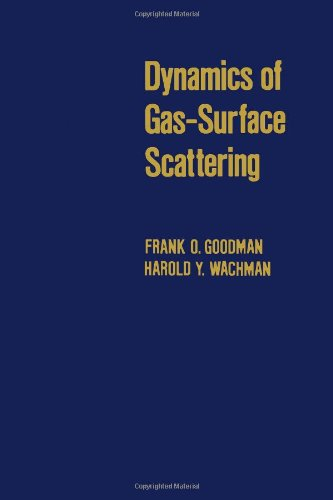 Dynamics of Gas-Surface Scattering: Frank O Goodman;