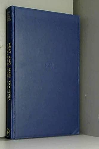 Heat and Mass Transfer in Recirculating Flows: Gosman AD et