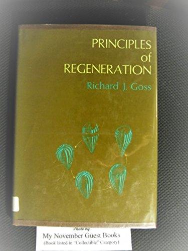 9780122930508: Principles of Regeneration