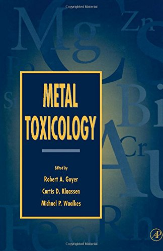 9780122943751: Metal Toxicology: Approaches and Methods