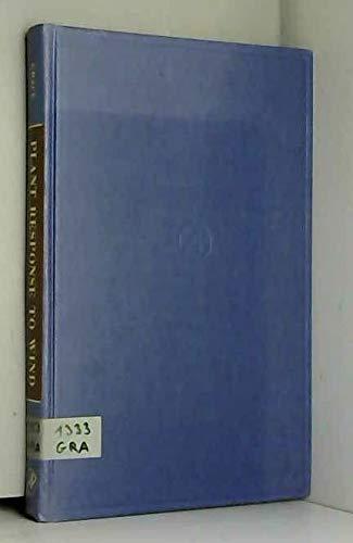 9780122944505: Plant Response to Wind (Experimental Botany Monographs)
