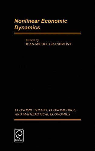 9780122951404: Nonlinear Economic Dynamics (Economic Theory, Econometrics, and Mathematical Economics) (Economic Theory, Econometrics, and Mathematical Economics)