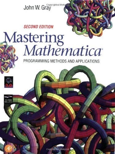 9780122961052: Mastering Mathematica, Second Edition: Programming Methods and Applications