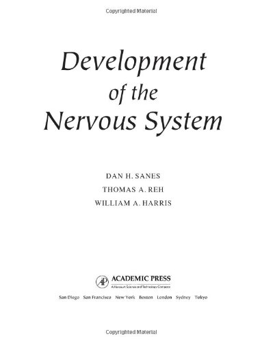 9780123003300: Development of the Nervous System