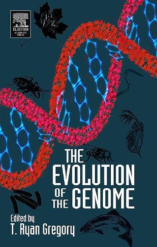 9780123014634: The Evolution of the Genome