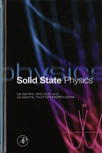 Solid State Physics [Mar 20, 2000] Grosso,