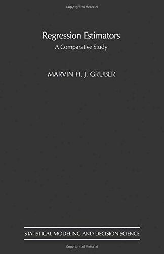 9780123047526: Regression Estimators: A Comparative Study