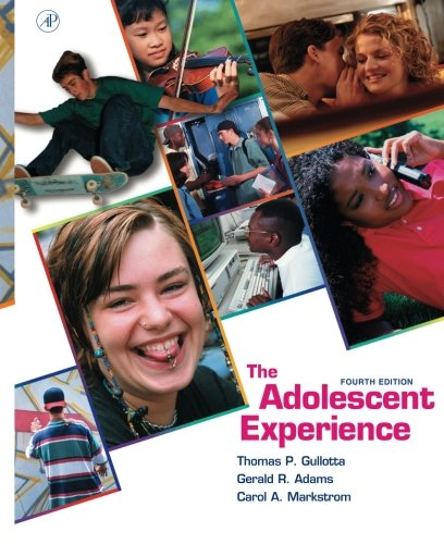 9780123055606: The Adolescent Experience