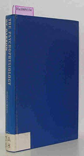 9780123056504: Psychophysiology of Darrow