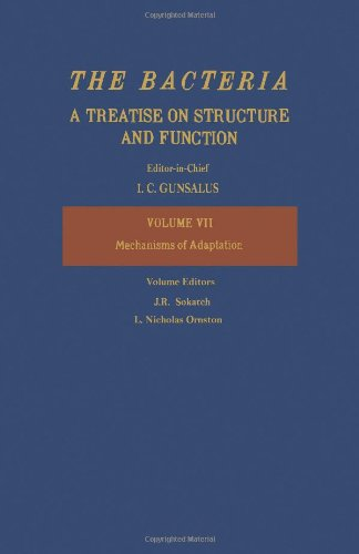 9780123072078: Bacteria: A Treatise on Structure and Function : Mechanism of Adaption