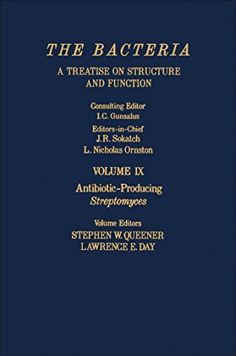9780123072092: The Bacteria, a Treatise on Structure and Function: Antibiotic-Producing Streptomyces