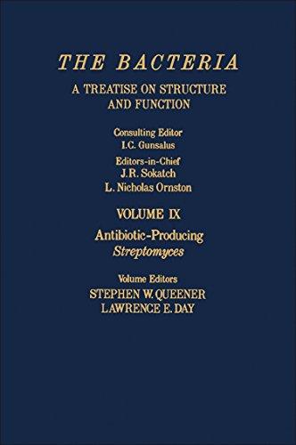 9780123072092: Bacteria: Antibiotic-producing Streptomyces v. 9