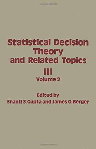 9780123075024: Statistical Decision Theory and Related Topics III, Vol. 2