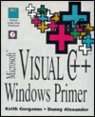 9780123086501: Microsoft Visual C++ Windows Primer/Book and Disk