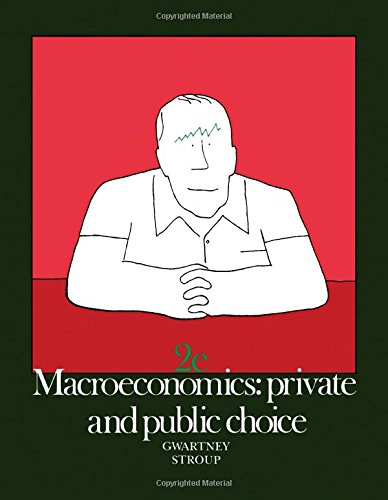 9780123110701: Macroeconomics: Private and Public Choice