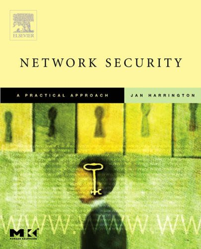 9780123116338: Network Security: A Practical Approach (The Morgan Kaufmann Series in Networking)