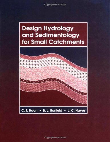 9780123123404: Design Hydrology and Sedimentology for Small Catchments