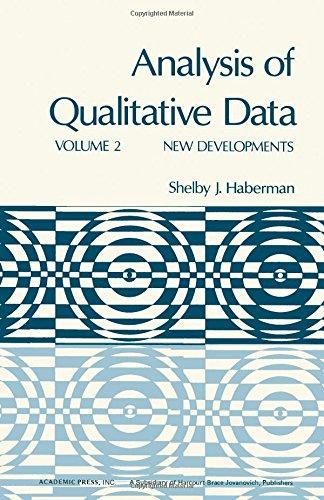 9780123125026: Analysis of Qualitative Data: New Developments v. 2 (The Analysis of Qualitative Data Series)