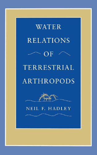 9780123129901: Water Relations of Terrestrial Arthropods
