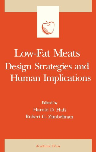 Low-Fat Meats: Design Strategies and Human Implications