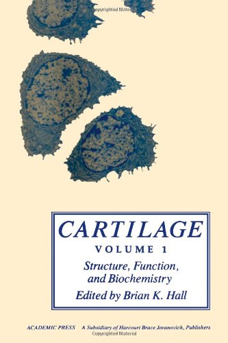 9780123195012: Cartilage: Structure, Function and Biochemistry