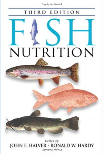 9780123196521: Fish Nutrition, Third Edition