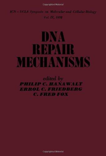 9780123226501: Deoxyribonucleic Acid Repair Mechanisms (ICN-UCLA symposia on molecular and cellular biology)