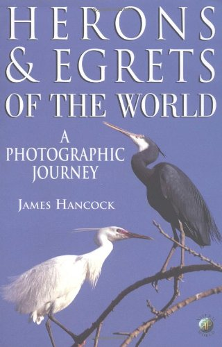 Herons and Egrets of the World: A Photographic Journey (Natural World): Hancock, James A.