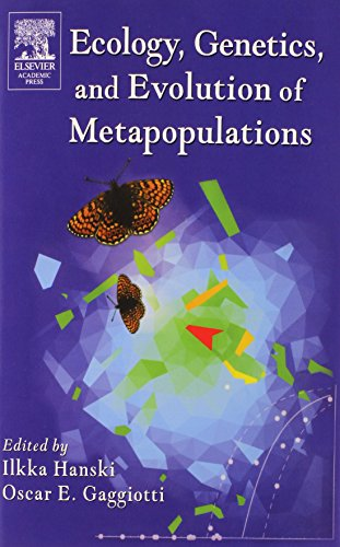 9780123234483: Ecology, Genetics and Evolution of Metapopulations