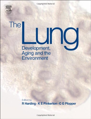9780123247513: The Lung: Development, Aging and The Environment