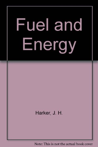 9780123252524: Fuel and Energy
