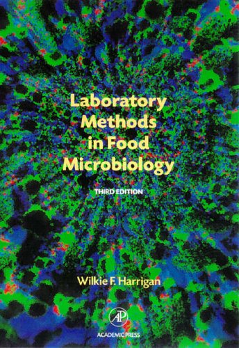 9780123260437: Laboratory Methods in Food Microbiology, Third Edition