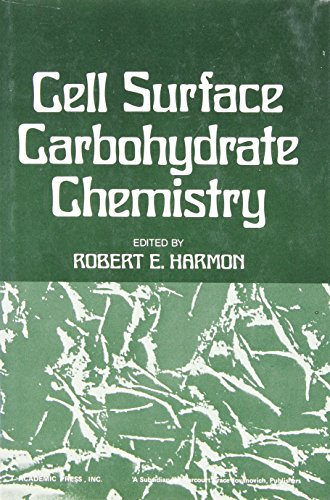 Cell surface carbohydrate chemistry