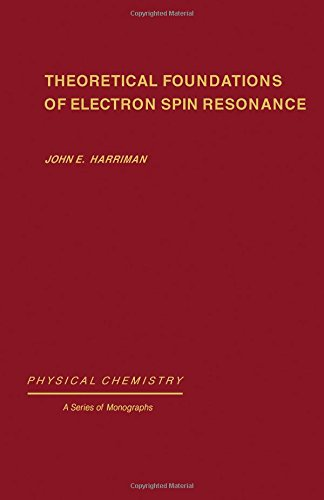 9780123263506: Theoretical Foundations of Electron Spin Resonance (Physical Chemistry)