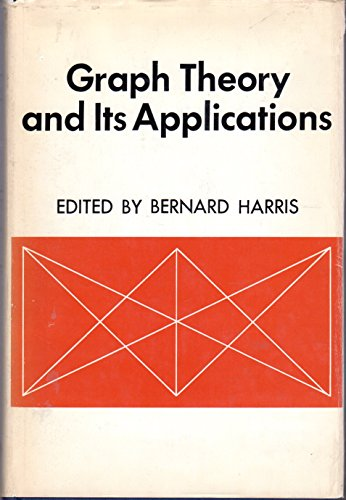 9780123268501: Graph Theory and Its Applications.