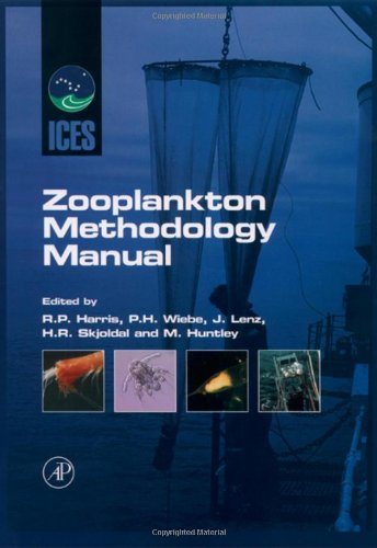 ICES Zooplankton Methodology Manual (Hardback)