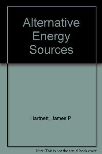 9780123285508: Alternative Energy Sources