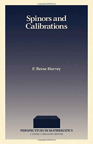 9780123296504: Spinors and Calibrations (Perspectives in Mathematics)