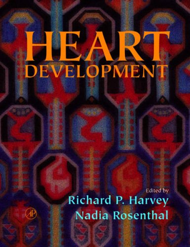 9780123298607: Heart Development